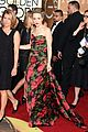 rachel mcadams goes floral at golden globes 2016 03