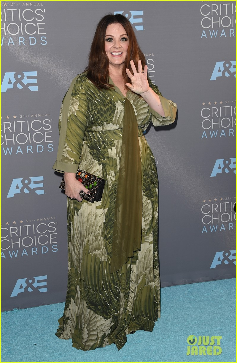 melissa mccarthy critics choice awards 2016 053554503