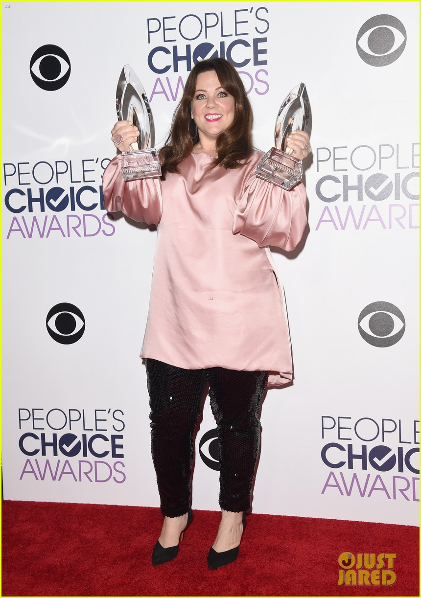 melissa mccarthy 2016 peoples choice awards 013544936