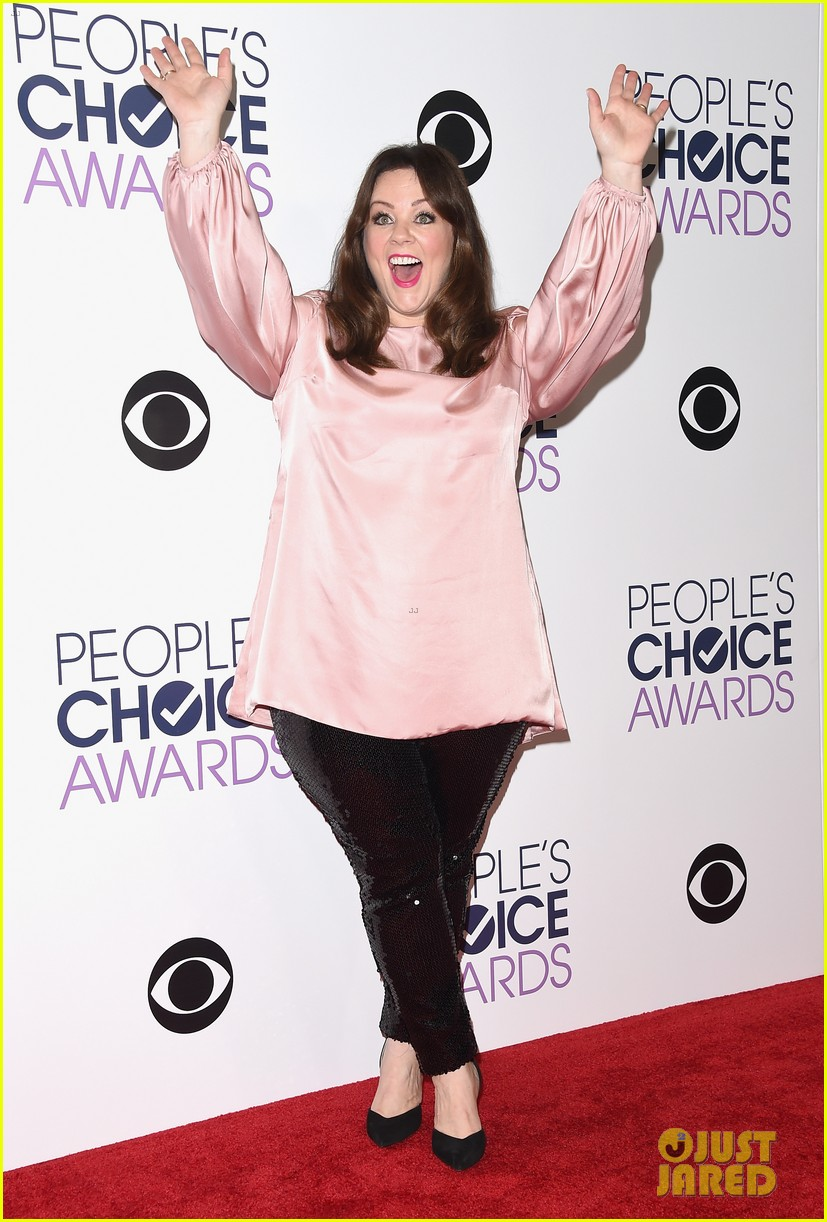 melissa mccarthy 2016 peoples choice awards 093544944