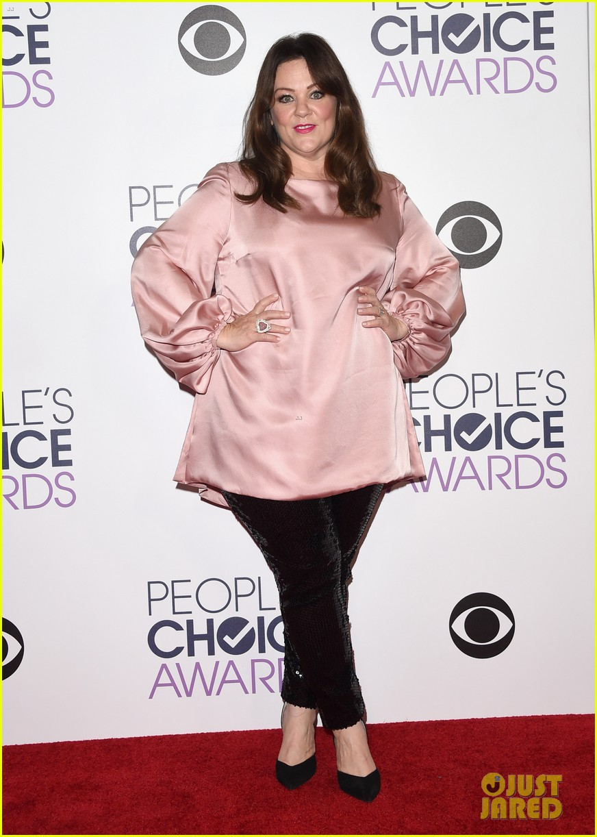 melissa mccarthy 2016 peoples choice awards 113544925