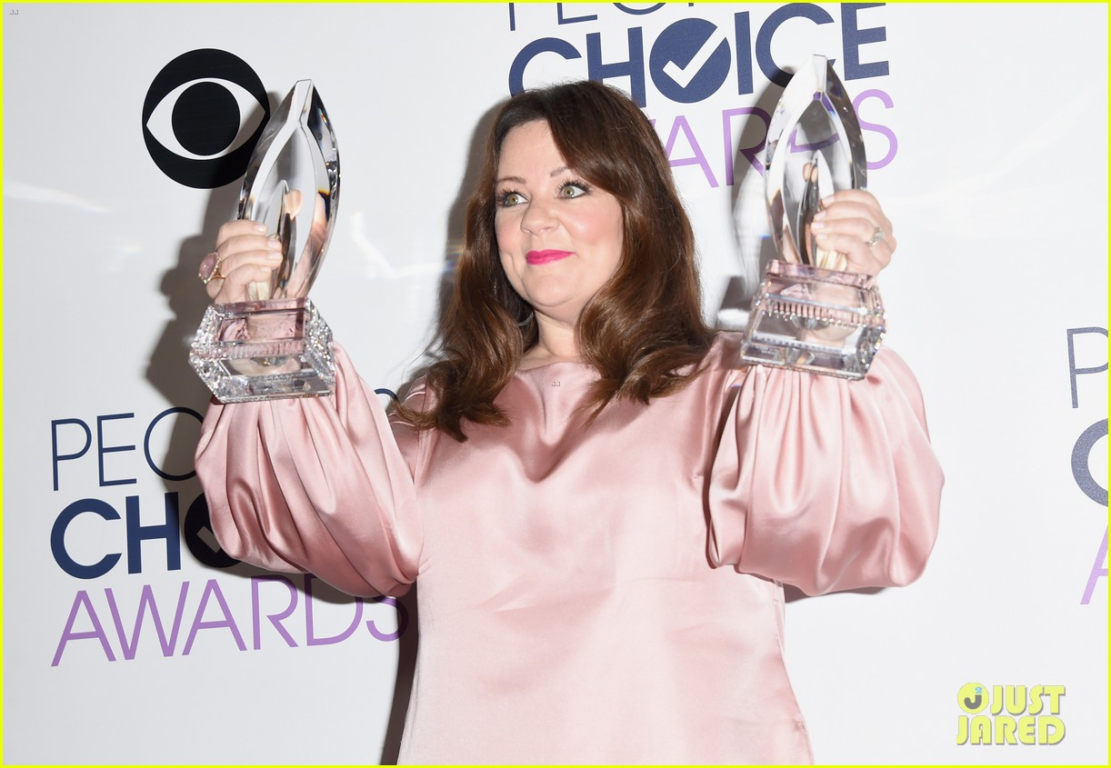 melissa mccarthy 2016 peoples choice awards 153544929