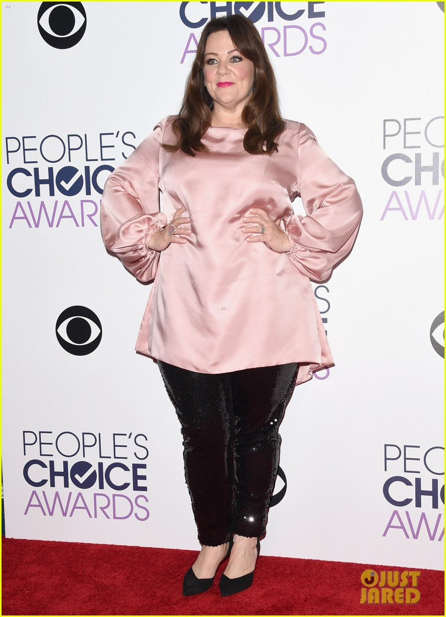 melissa mccarthy 2016 peoples choice awards 163544951