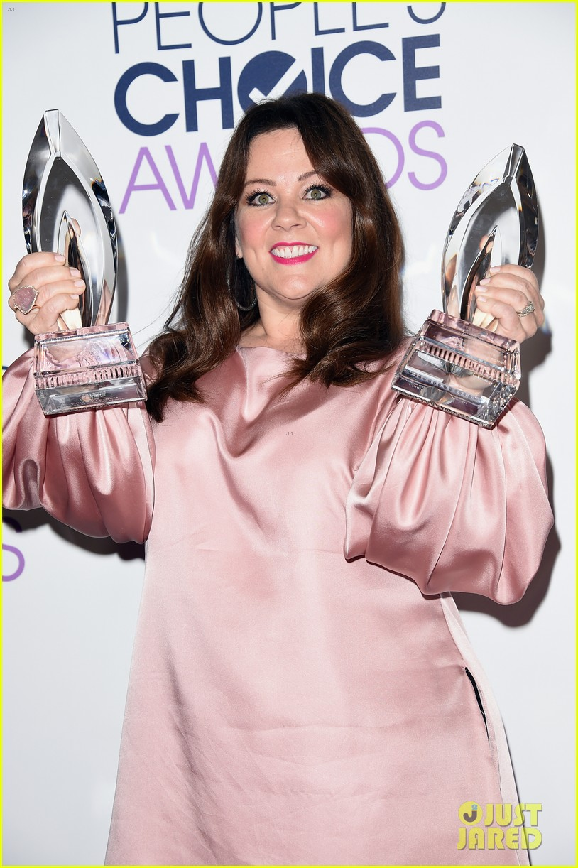 melissa mccarthy 2016 peoples choice awards 173544931