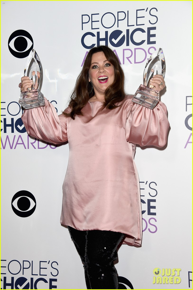 melissa mccarthy 2016 peoples choice awards 193544933