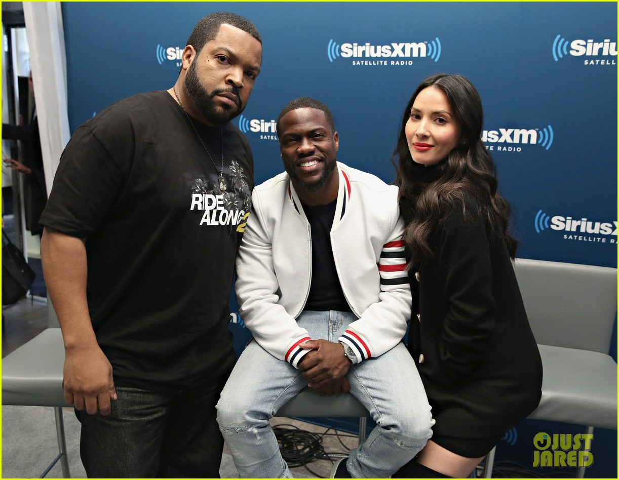 olivia munn teases lip sync battle with kevin hart watch here 053552239