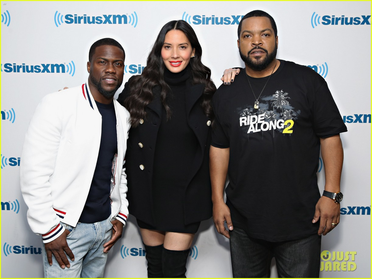 olivia munn teases lip sync battle with kevin hart watch here 063552240