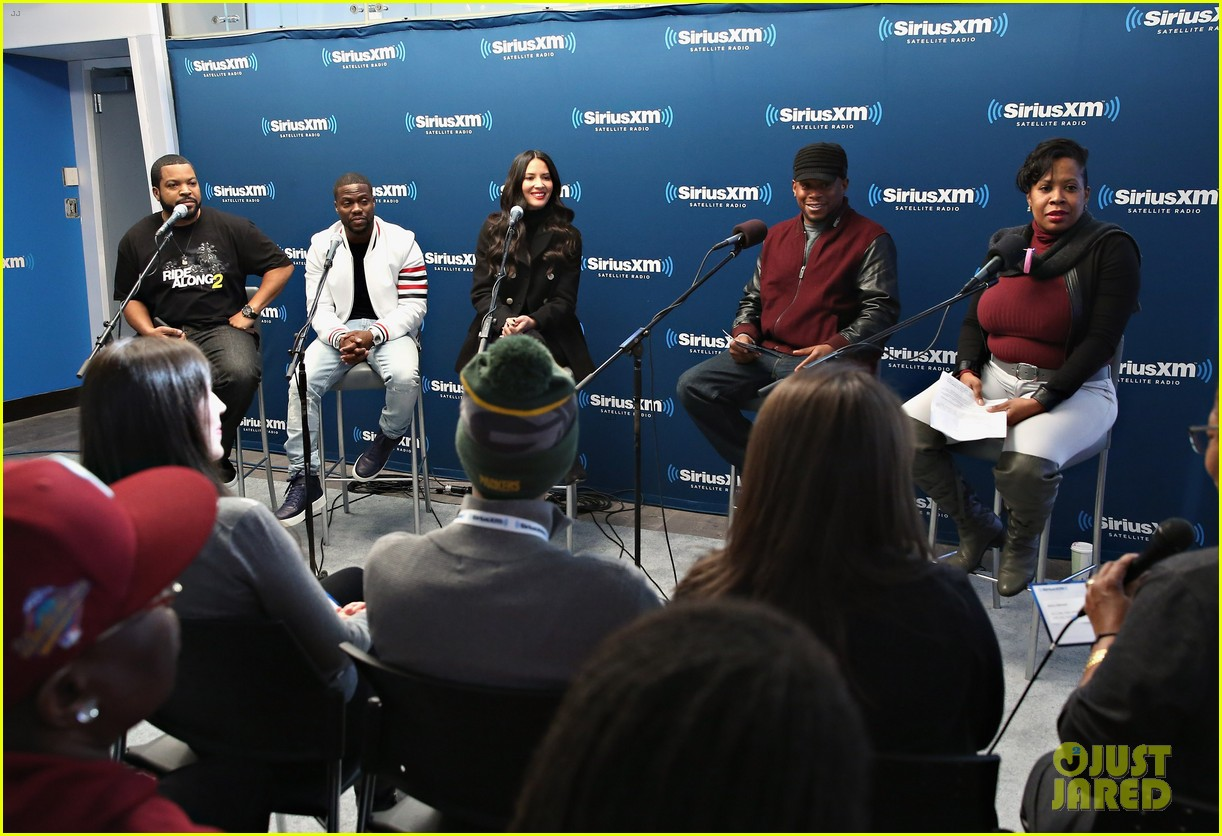 olivia munn teases lip sync battle with kevin hart watch here 073552241