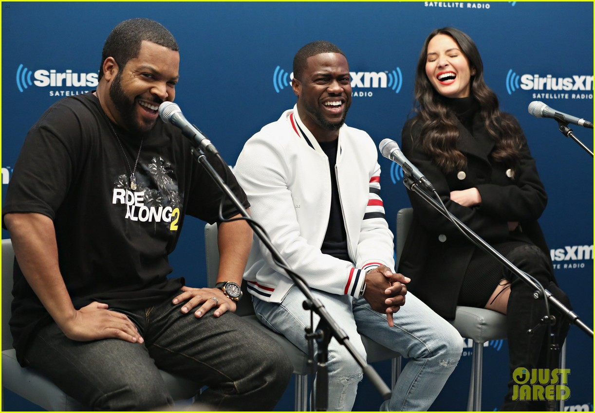 olivia munn teases lip sync battle with kevin hart watch here 083552242