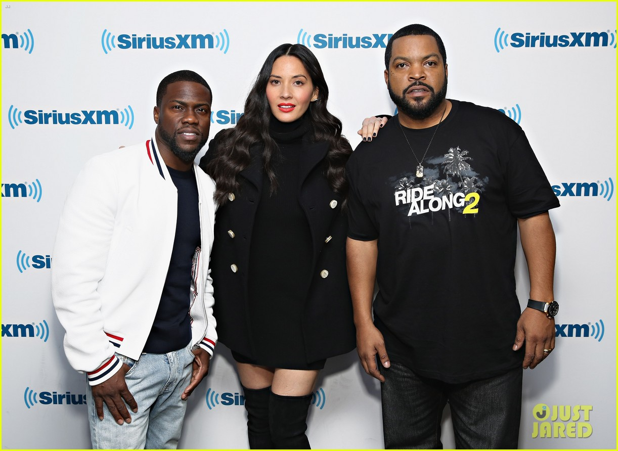 olivia munn teases lip sync battle with kevin hart watch here 093552243