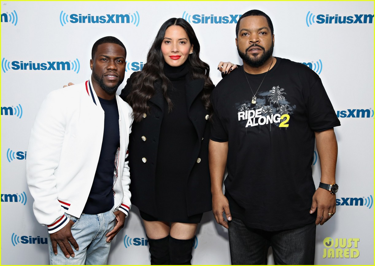 olivia munn teases lip sync battle with kevin hart watch here 133552247