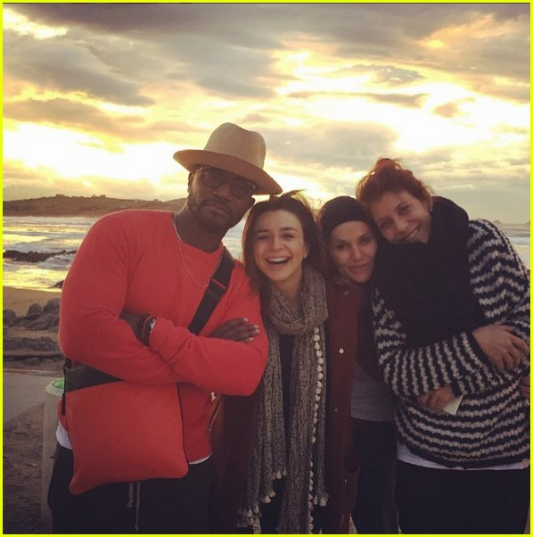 private practice cast reunites for wedding in spain 023542185