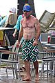 dennis quaid goes shirtless looks incredibly ripped at 61 05