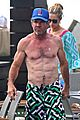 dennis quaid goes shirtless looks incredibly ripped at 61 16