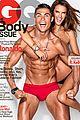 cristiano ronaldo alessandra ambrosio cover gq body isssue 01