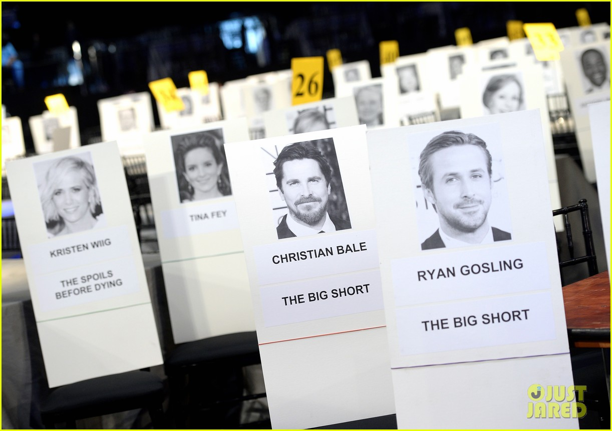 Sag awards 2016 celeb seating chart revealed photo 3563937 sag awards 2016 celeb seating chart revealed nvjuhfo Image collections