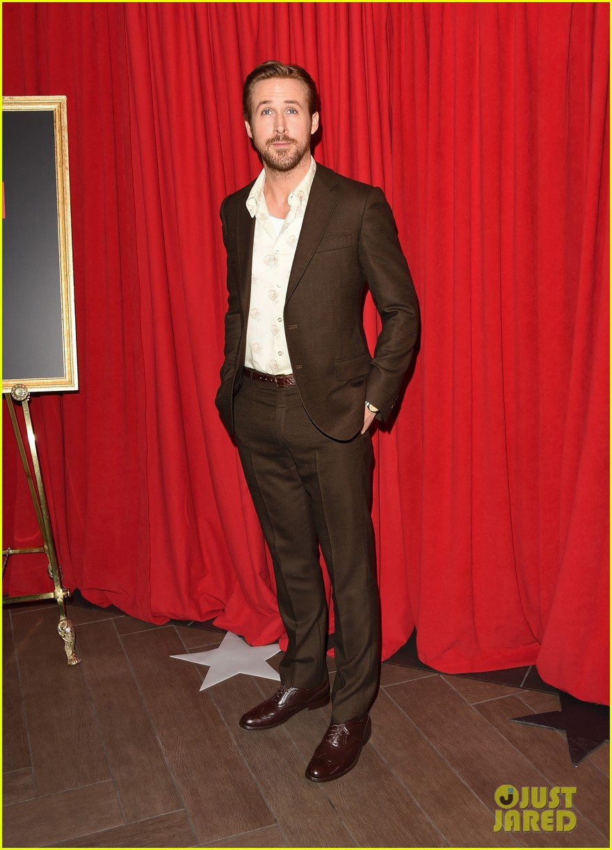 ryan gosling christian bale afi awards 2016 243546820