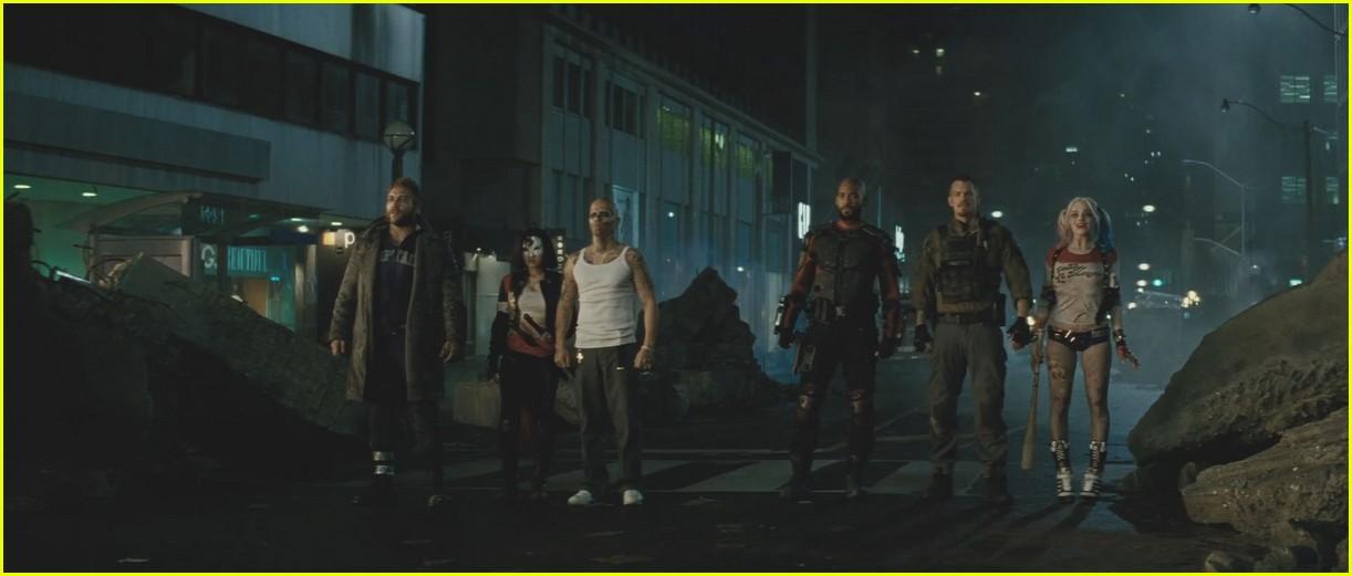 suicide squad official trailer debuts online 133555905