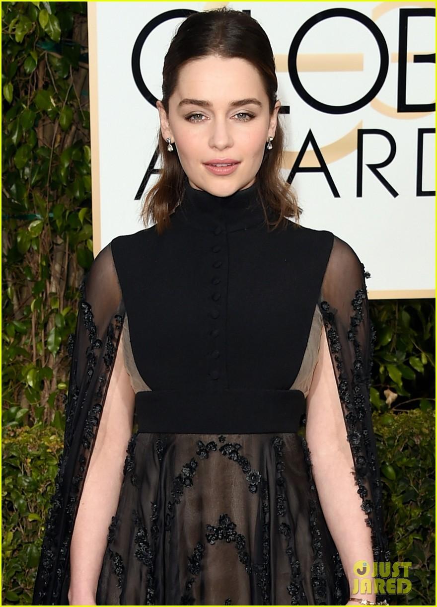 Natalie Dormer Amp Emilia Clarke Represent Game Of Thrones