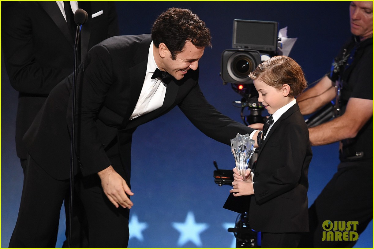 jacob tremblay critics choice awards 2016 123554628