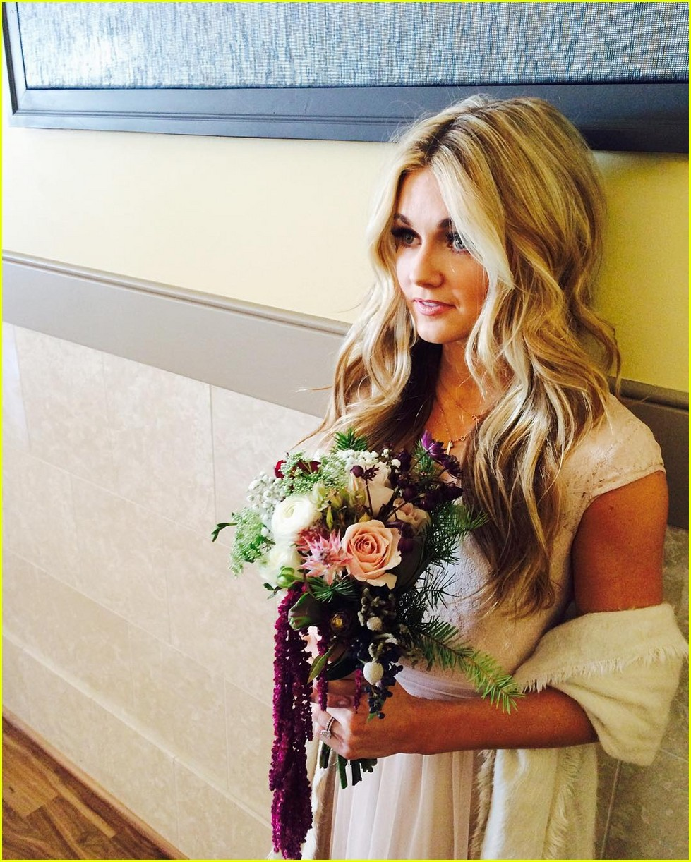 Whitney Carson Wedding Hair Style: Dancing With The Stars' Witney Carson Marries Carson