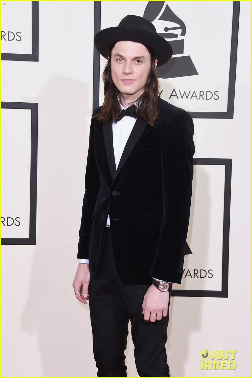 james bay 2016 grammy awards 023579517