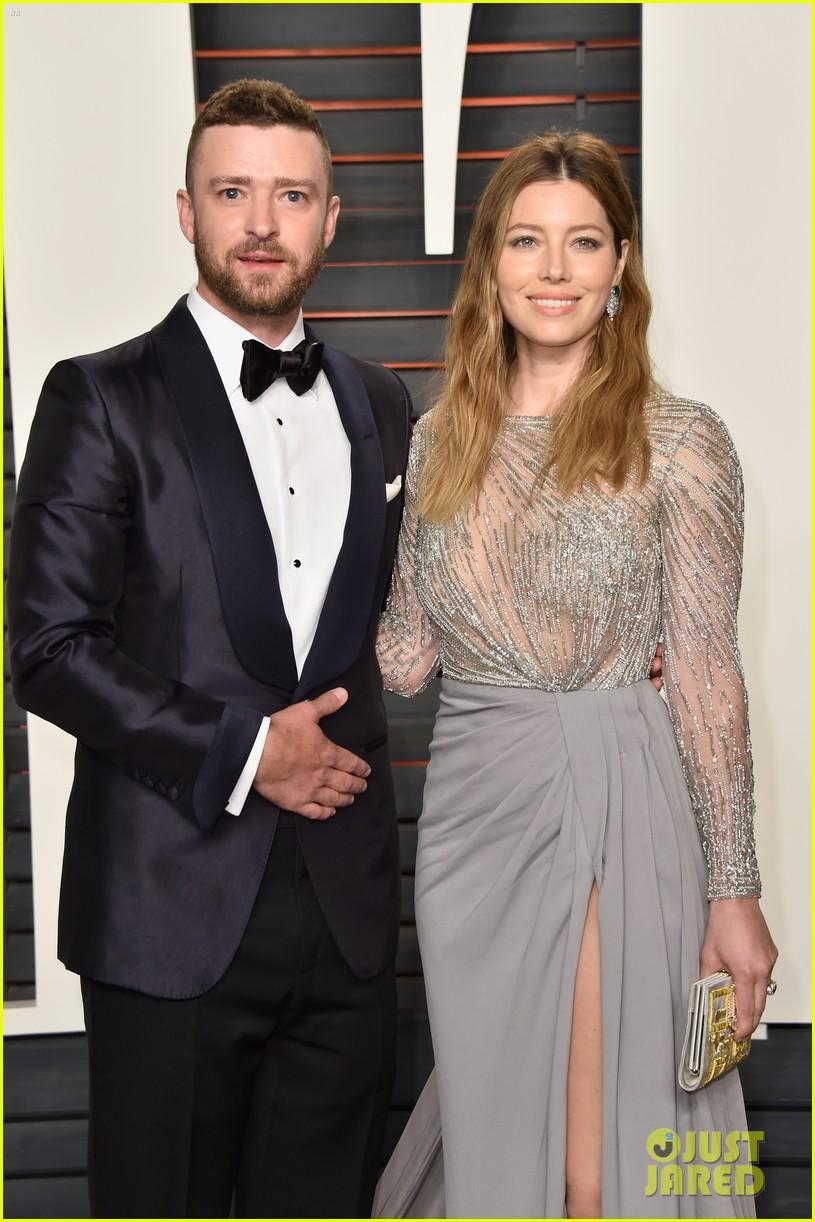 Jessica Biel Justin Timberlake 2016