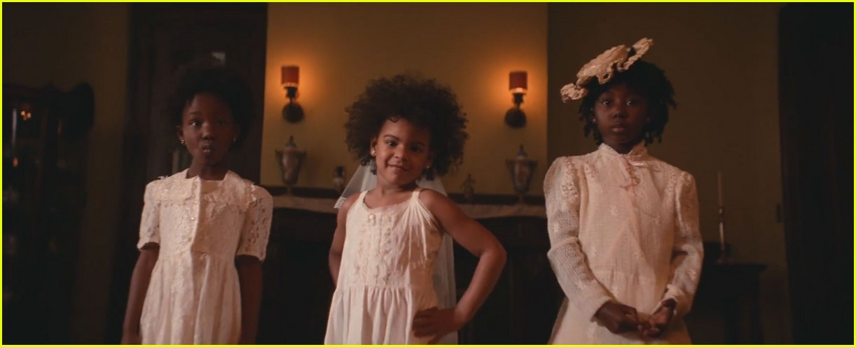 Apple Martin And Blue Ivy