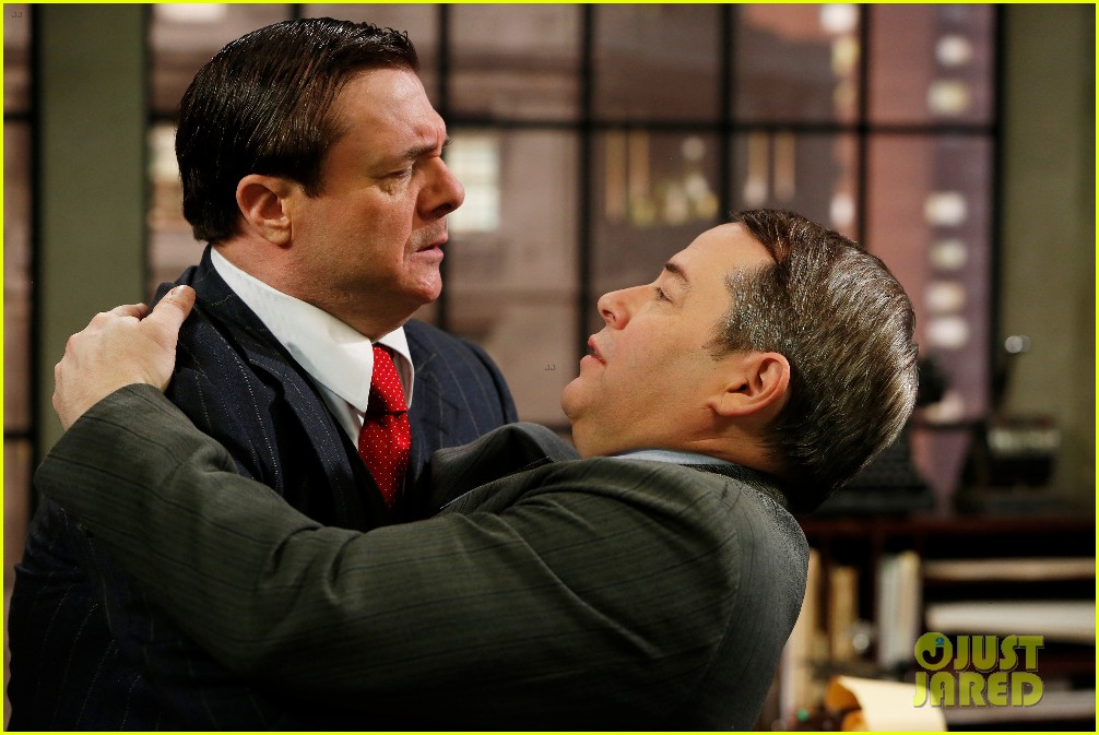 Nathan Lane The Producers