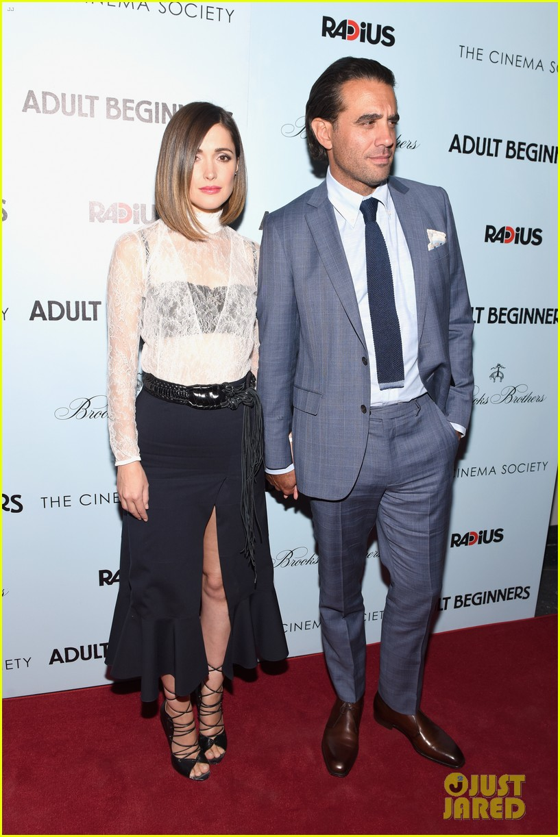 rose byrne rocco cannavale