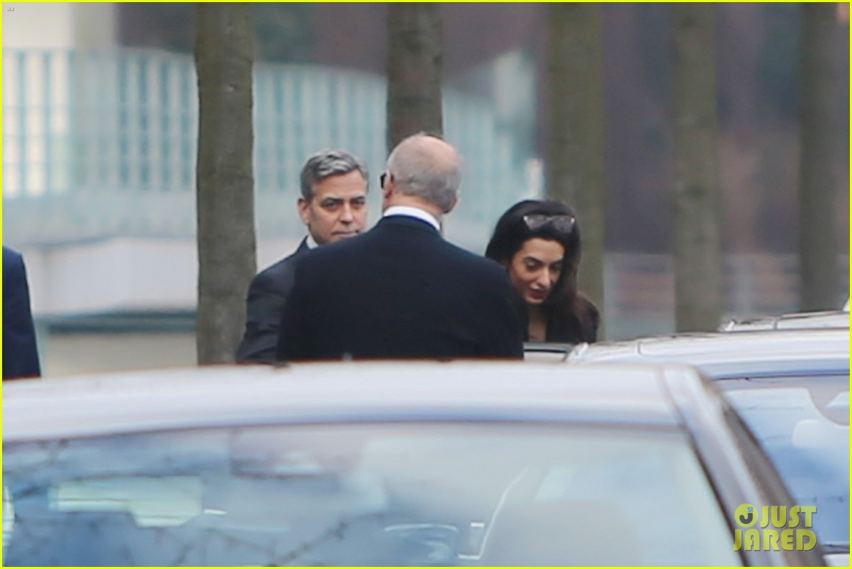 george clooney amal meet with german chancellor angela merkel 063576023