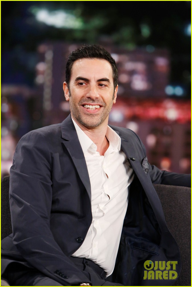sacha baron cohen brothers grimsby clip jimmy kimmel 023575520