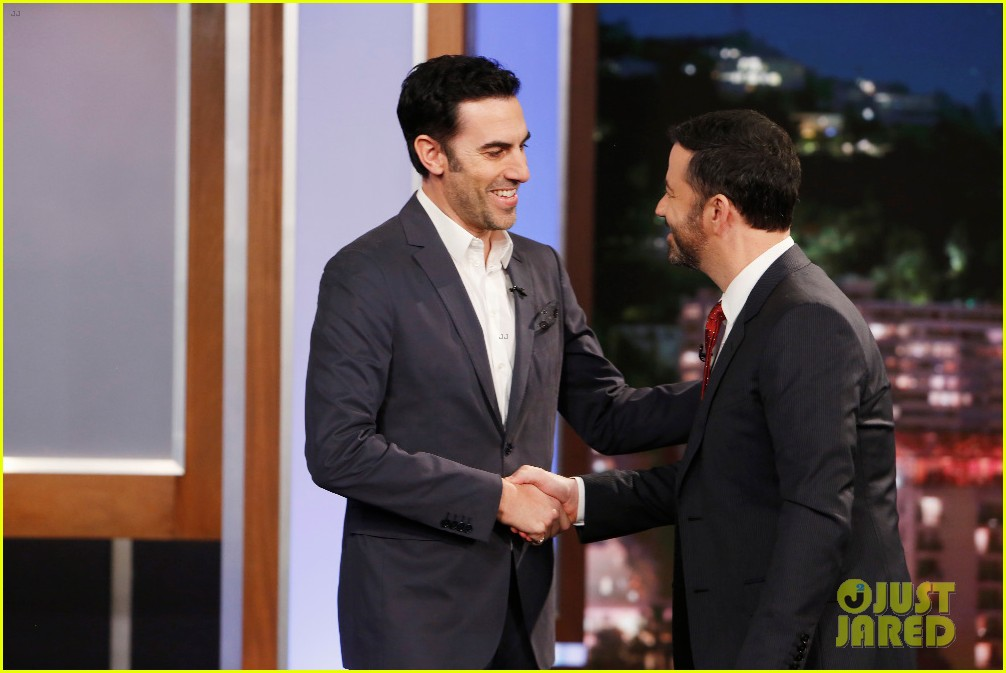 sacha baron cohen brothers grimsby clip jimmy kimmel 053575523