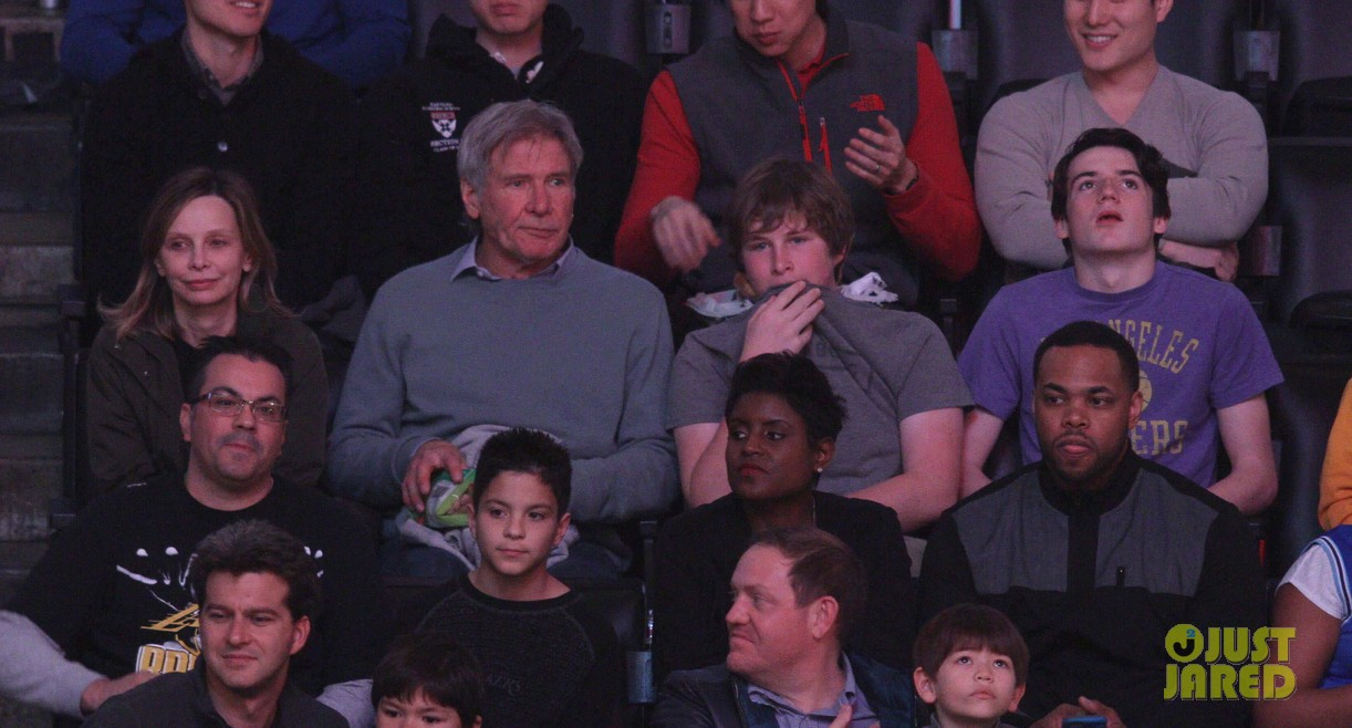 Harrison Ford Family