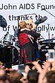 lady gaga performs with elton john at surprise concert 13