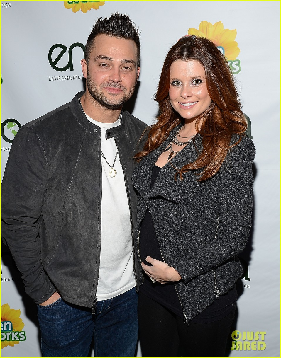 joanna garcia is pregnant with second child with nick swisher 013586798