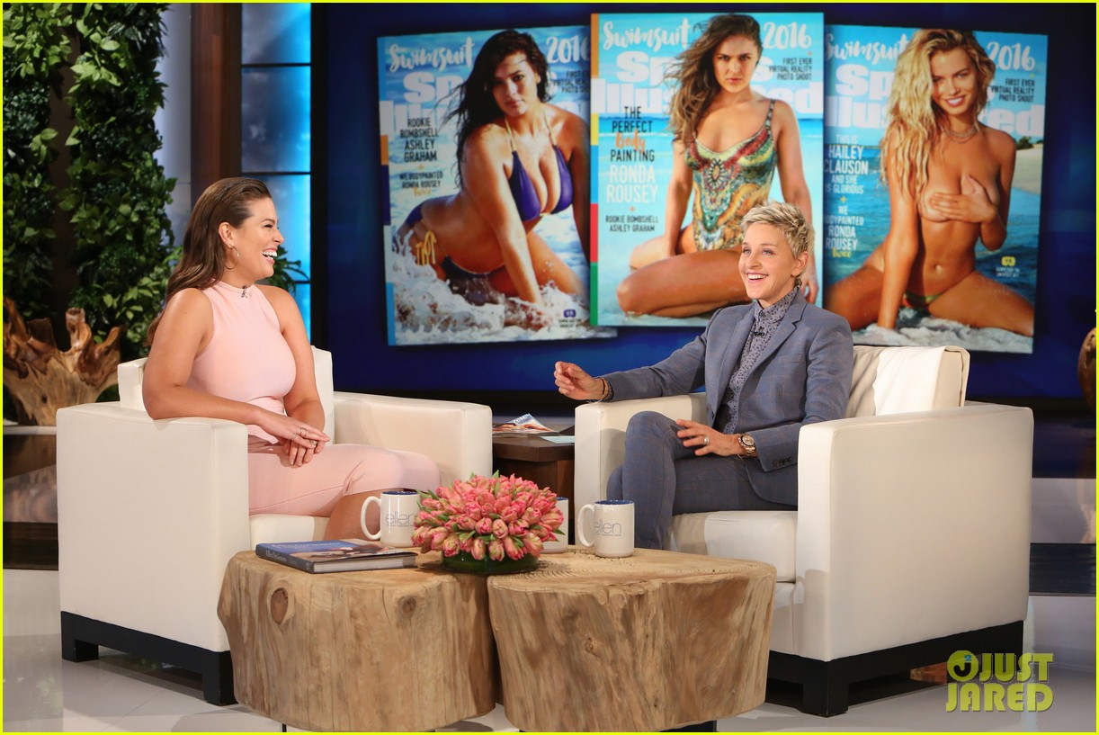 ashley graham ellen degeneres show 023588436