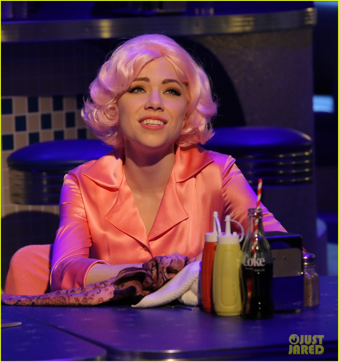 grease live full cast songs list 023566027