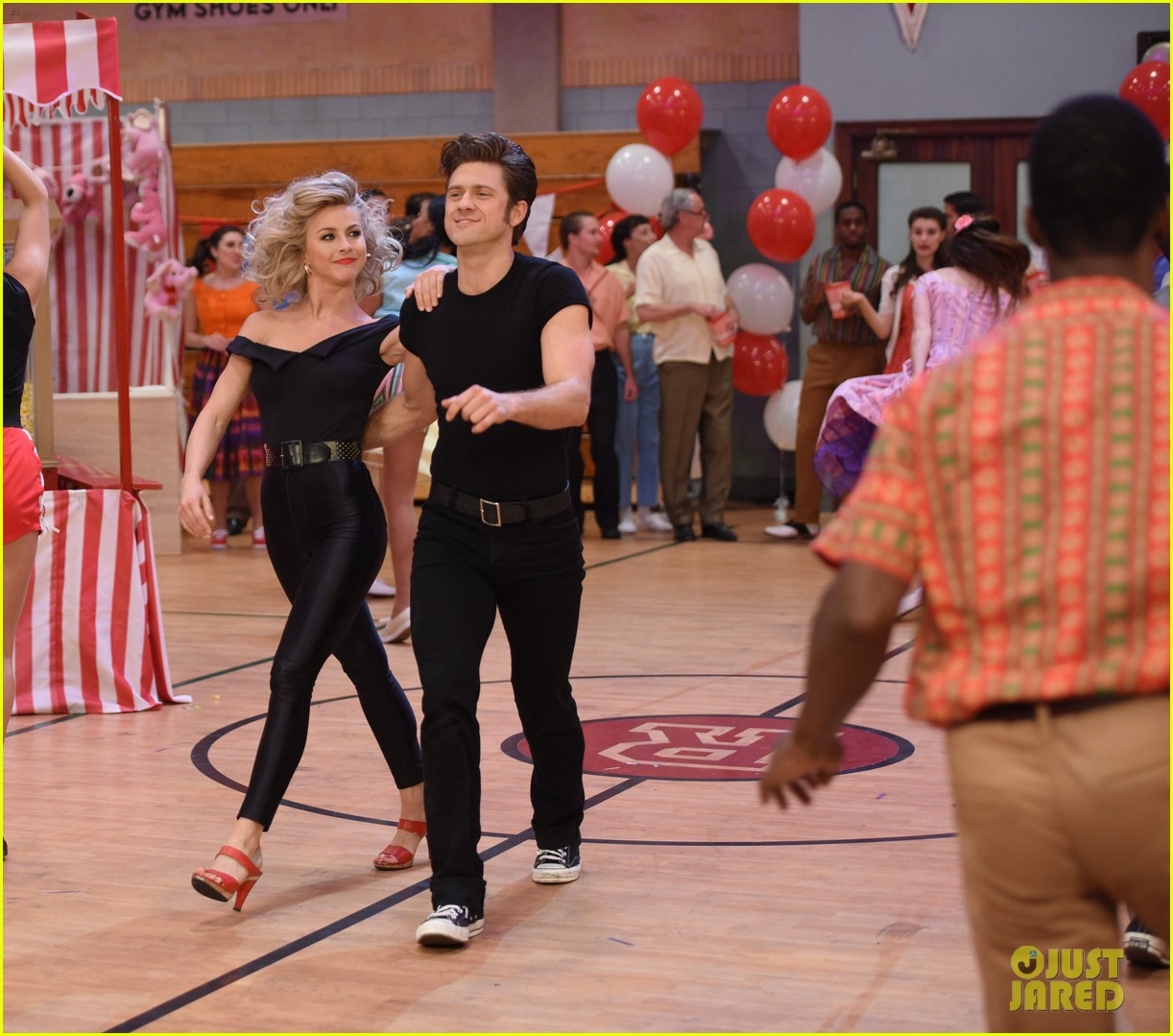 grease live full cast songs list 063566031