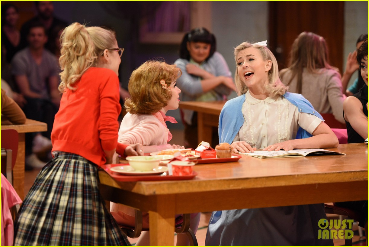 grease live full cast songs list 1003566036