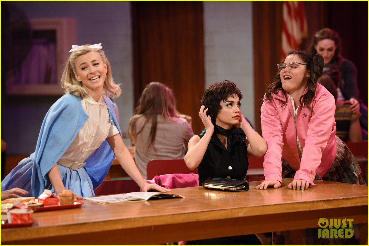 grease live full cast songs list 1013566037