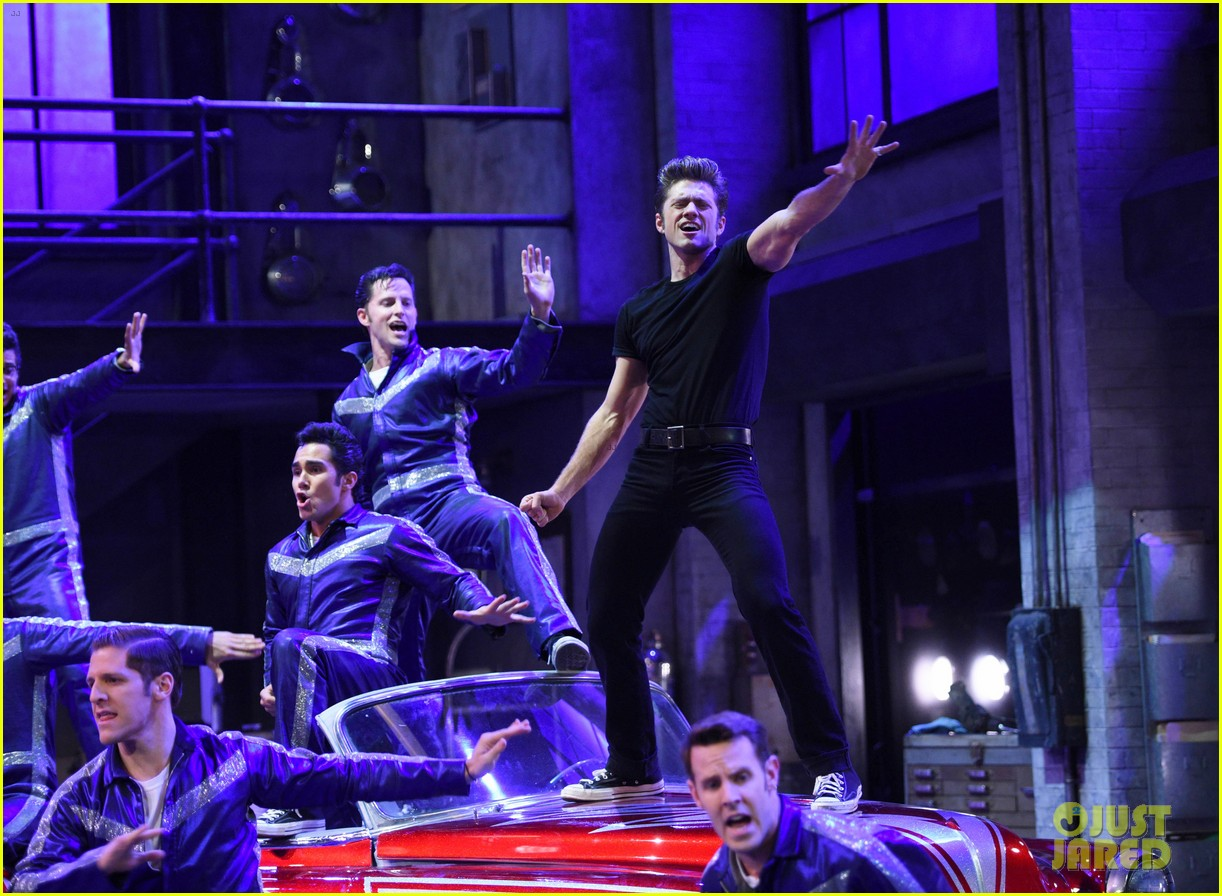 grease live full cast songs list 1093566045