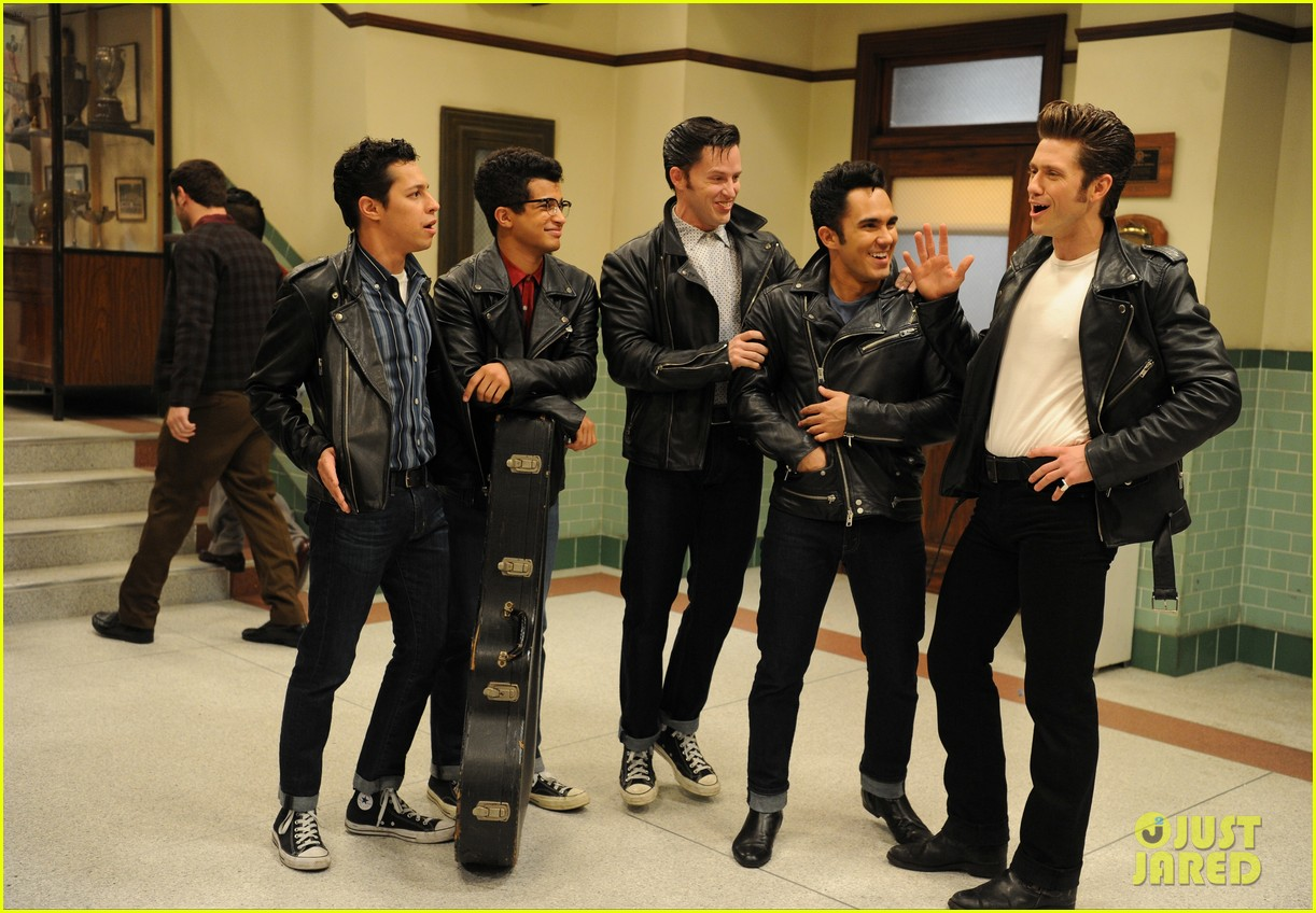 grease live full cast songs list 113566046