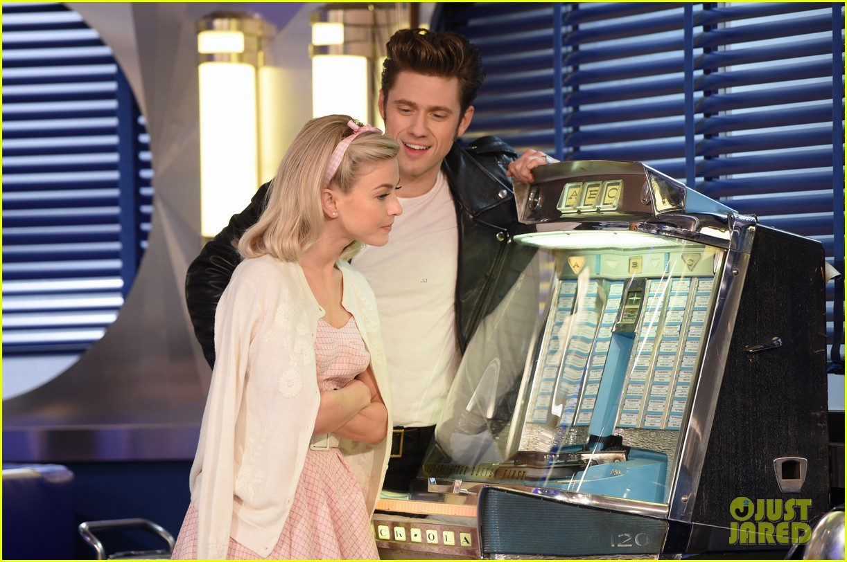 grease live full cast songs list 1103566047