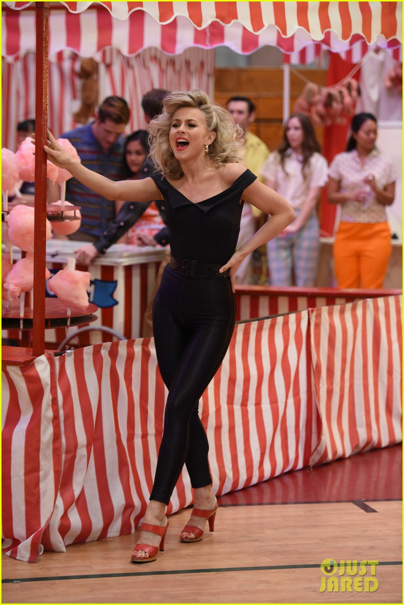grease live full cast songs list 1203566058