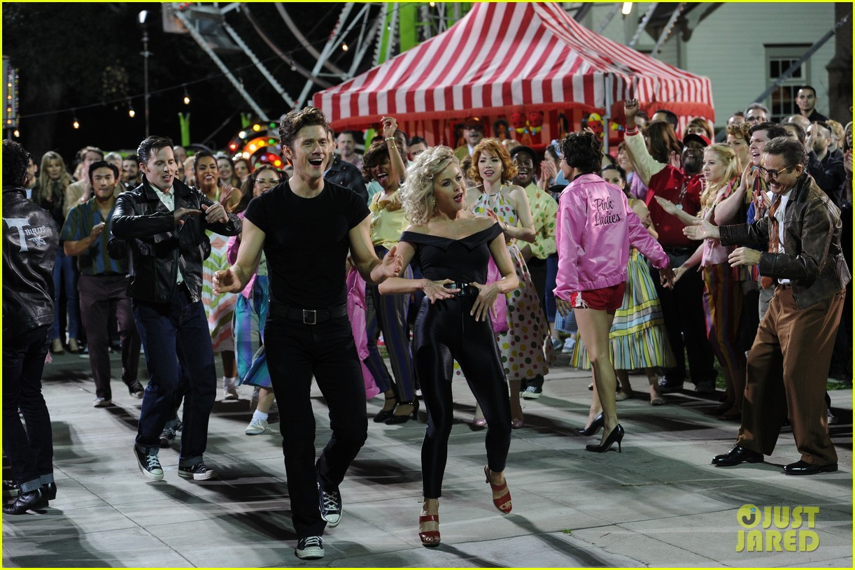 grease live full cast songs list 253566071