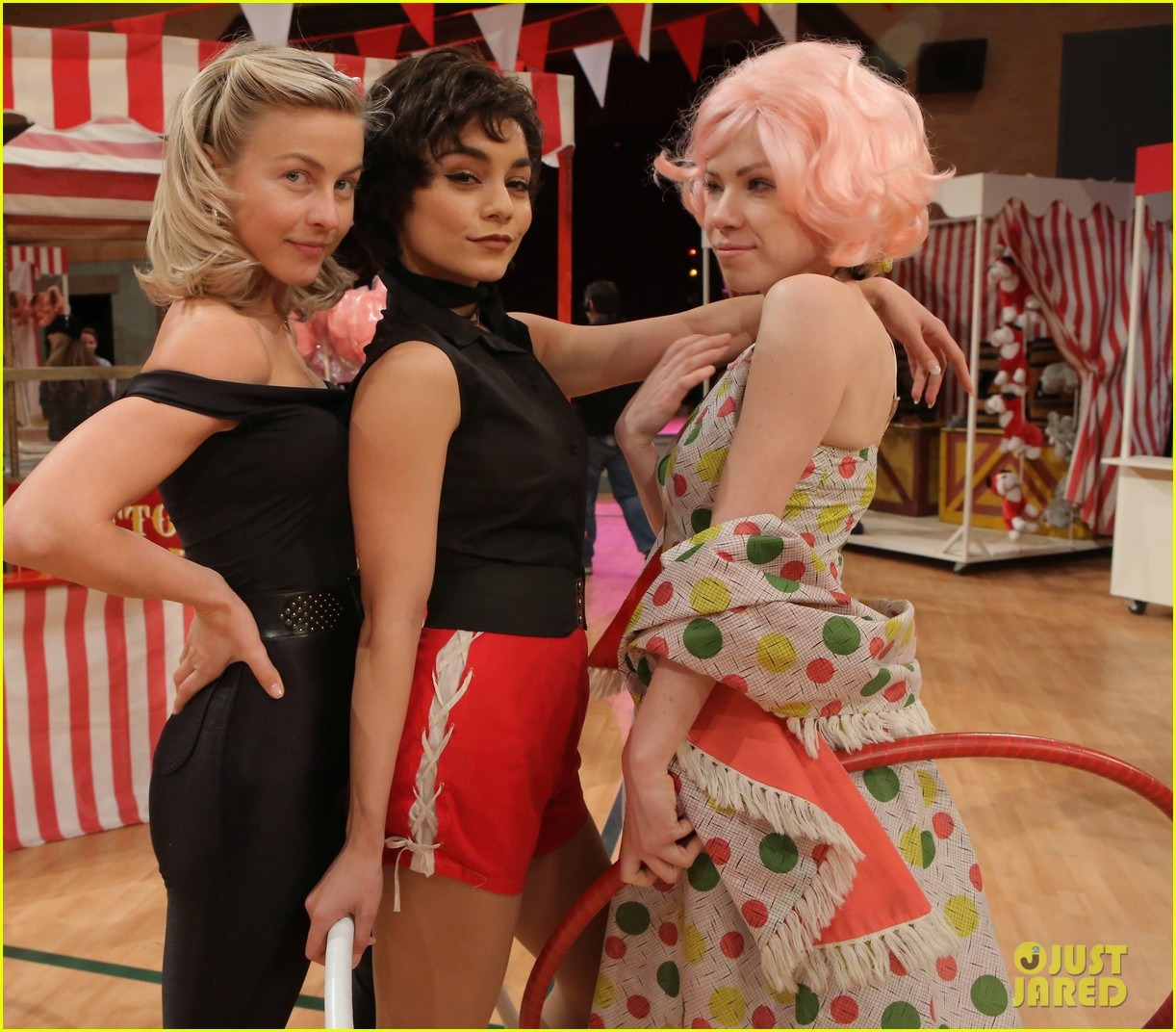 grease live full cast songs list 293566075