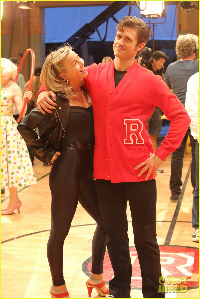 grease live full cast songs list 303566076