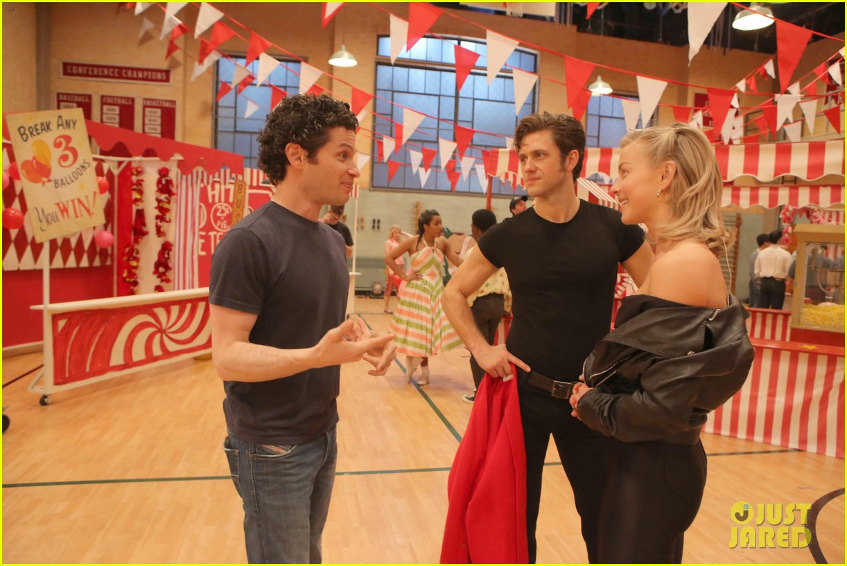 grease live full cast songs list 313566077