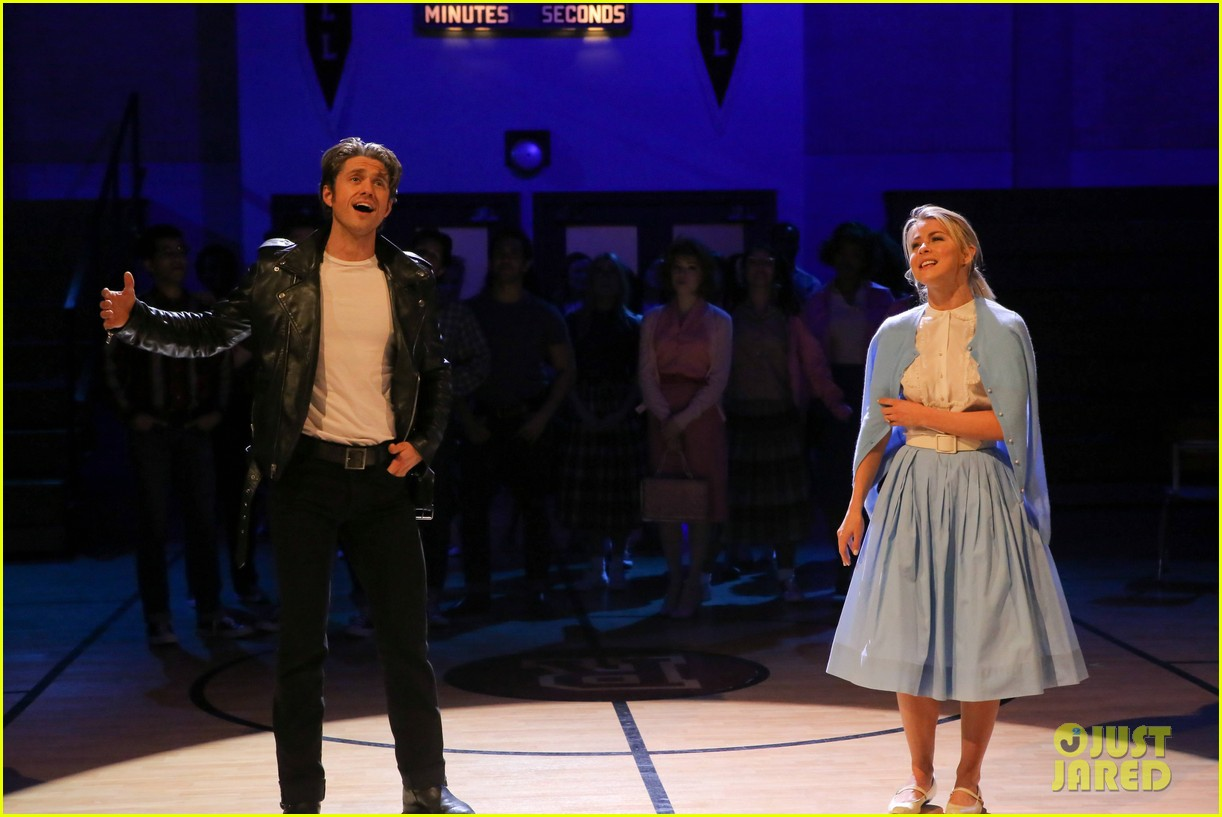 grease live full cast songs list 383566084